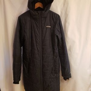 Columbia Omni Heat winter coat